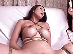 Busty milf fucked tied 2