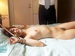 Exotic Japanese girl Sho Nishino in Best BDSM, Fetish JAV clip