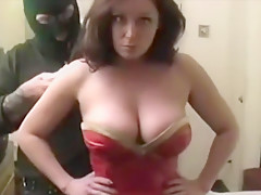 Wonder woman big tits bondage