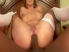 Hottest pornstar Kelly Divine in exotic big cocks, gaping sex movie