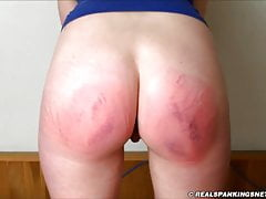 School corporal punishment paddling- 3 girls