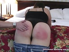 The Bravery of Being Spanked - Preview