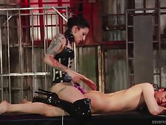 tenerDuende is Hatefucked by Cybill Troy